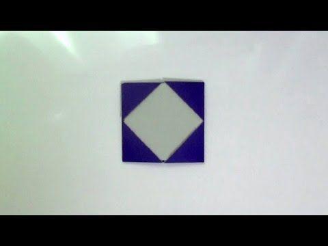 Origami Photo Album (Part 1 of 2)