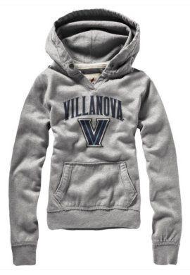 Product: Villanova University Women's Hooded Sweatshirt