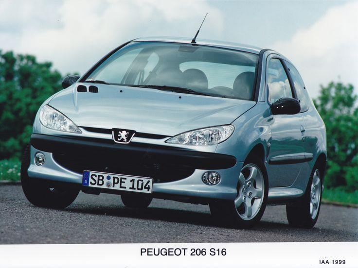 Peugeot 206 S16 1999