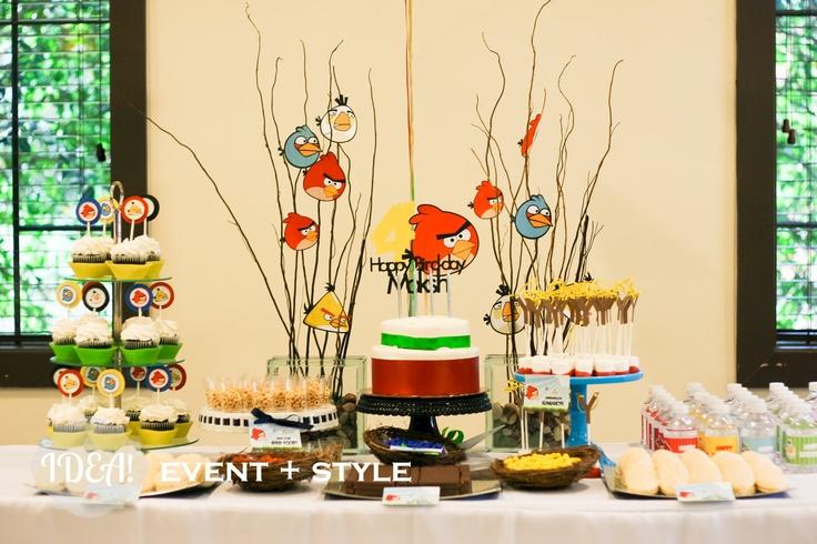 Angry Birds Inspired Slingshot Treat Sticks - Fully Assembled