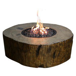 Natural Gas Fire Pits | Hayneedle