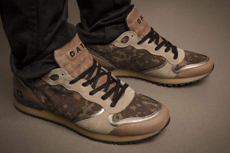 BOSTON FANTASY CAMO The new D.A.T.E. Premium Sneakers Collection on www.date-sneakers.com