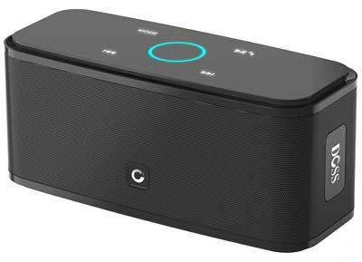DOSS Wireless Bluetooth Portable Speaker with HD Sound and Bass