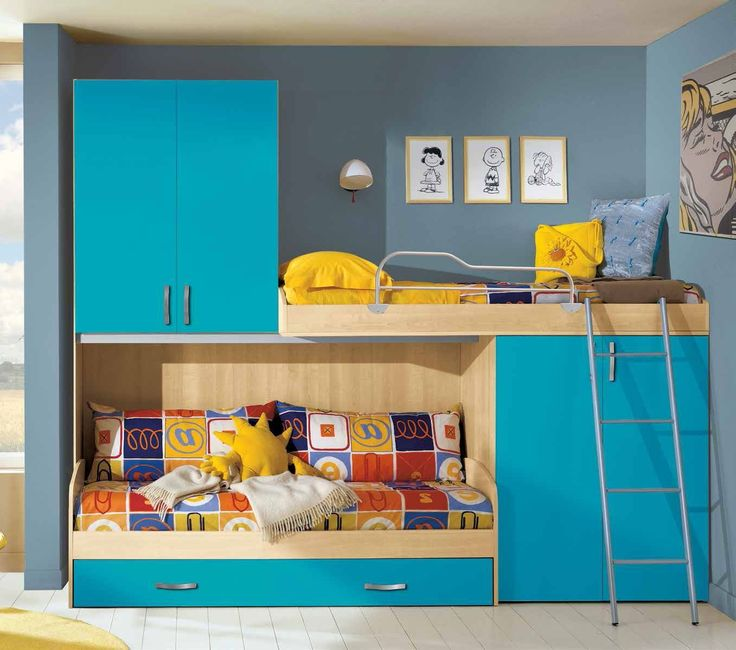 Έπιπλα Σπιτιού - Παιδικό Υπνοδωμάτιο ΕΚ8