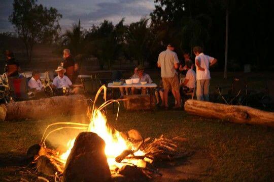Last night of camper tour at Mt Bundy Station -delightful! #gallivantingoz #gobycamper #mtbundy
