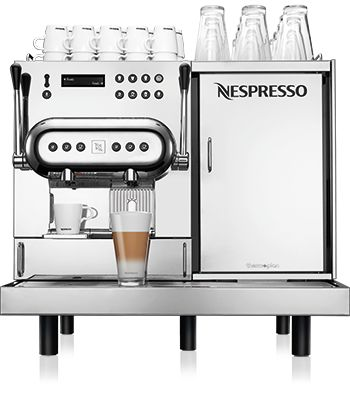 Aguila 220 | Coffee Machines | Nespresso Pro