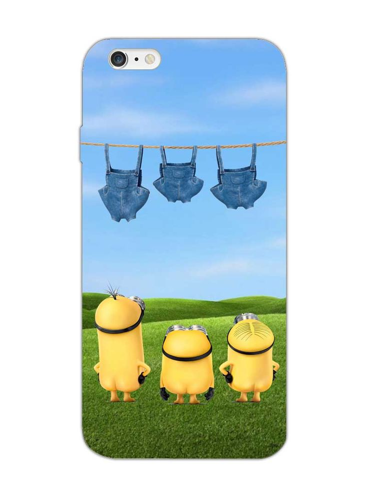Minions-I - Designer Mobile Phone Case Cover for iPhone 6