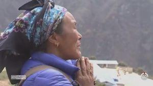 Népal - Séisme: le massif de l'Everest a été durement touché [RTS]