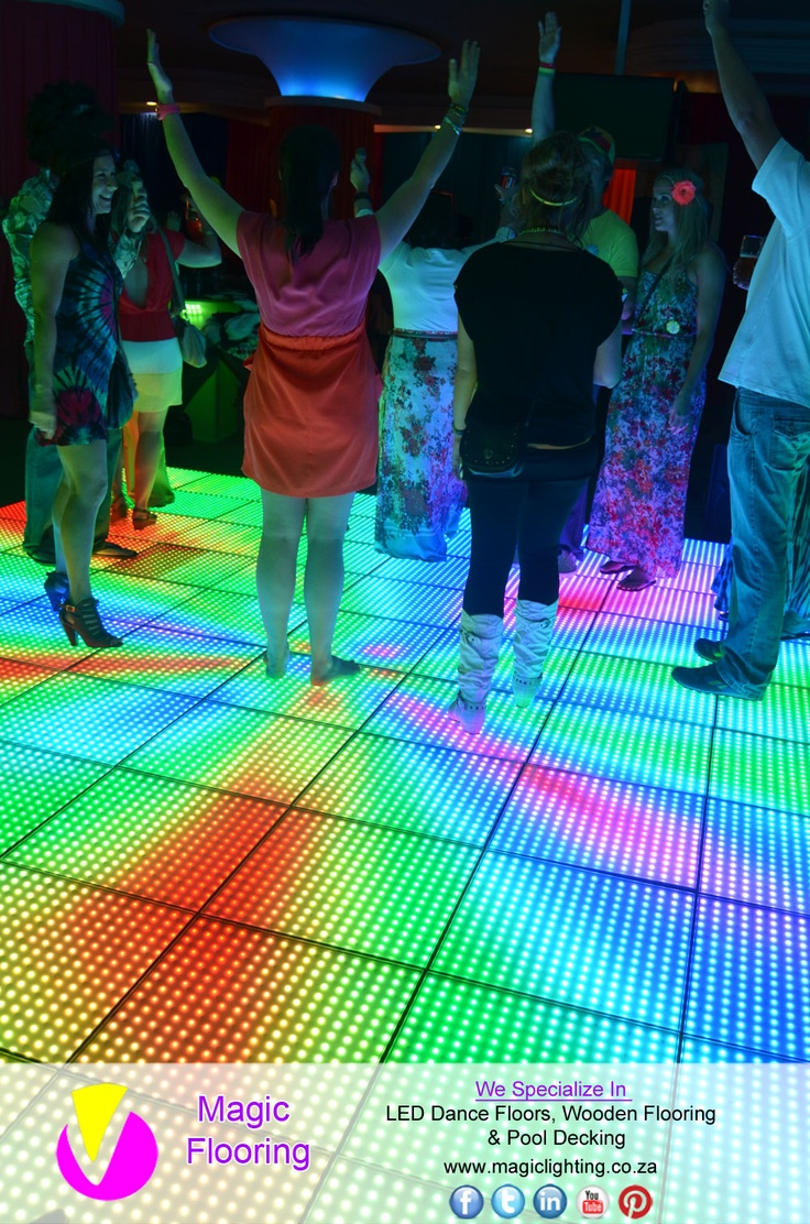 LIKE - TAG - SHARE 2013-05-05   LED Dance Floor   Image Copyright of Magic Flooring   For info contact Magic Lighting on   +27 31 462 9473 / +27 824 430 321 / sales@magiclighting.co.za   Photos by Bizzexpose