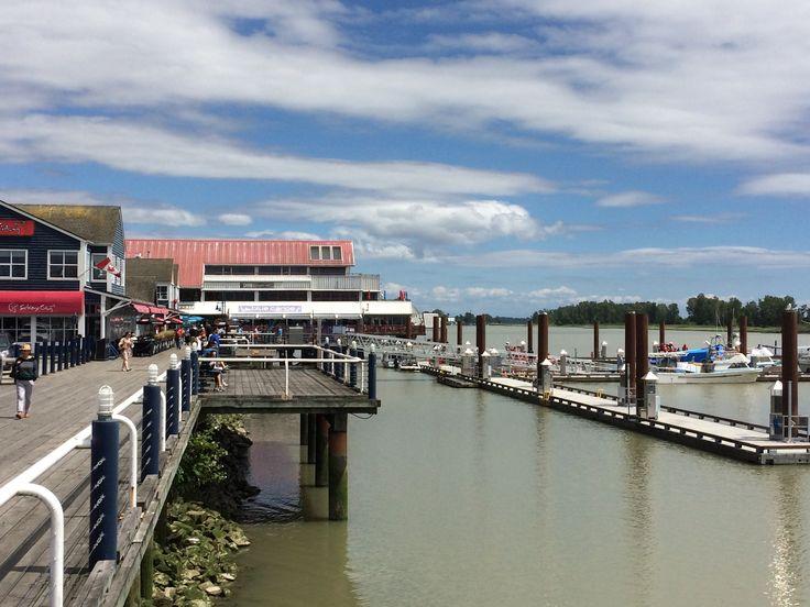New Fisherman's Wharf