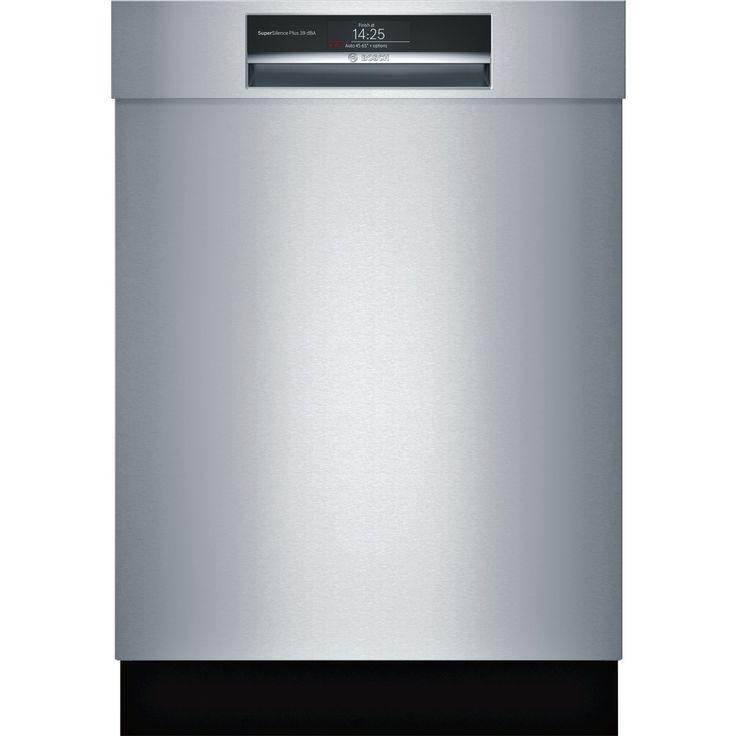 """Benchmark 24"""" Stainless Steel Semi-Integrated Dishwasher - Energy Star"""