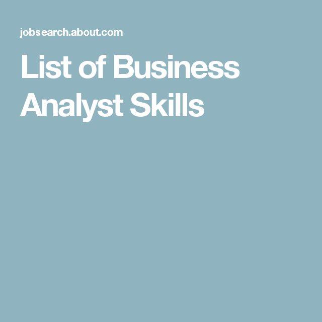 Best 25+ Business analyst ideas on Pinterest Data analytics - business analysis