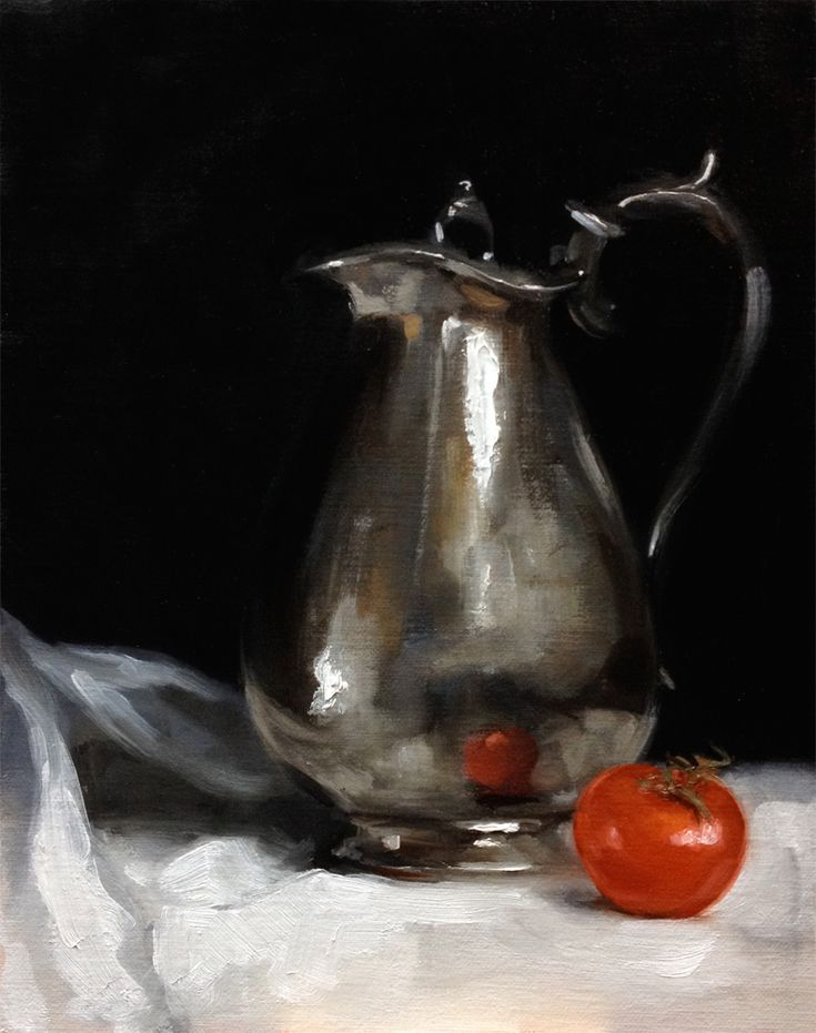 The First Friday Fine Art Gallery: A Study in Still Life