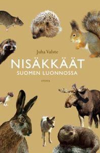 16,80e Nisäkkäät Suomen luonnossa