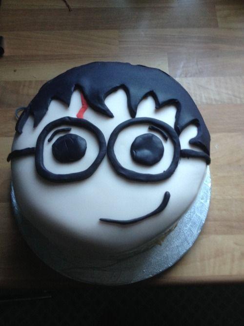 Best  Harry Potter Cake Decorations Ideas On Pinterest Harry - Easy fondant birthday cakes