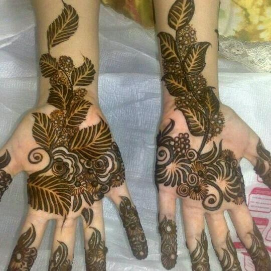 Different Heena Design.