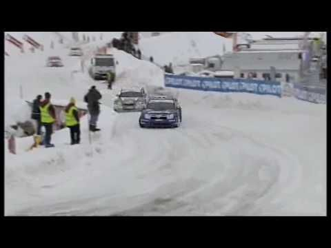 Alain Prost Dacia Duster second win Andros Trophy Andorra Rally.flv
