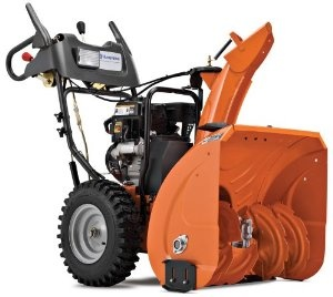 Husqvarna Snow Blower. Snow is here. Easy Snow Removal.  #snowblower