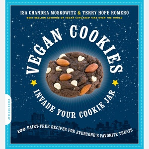 vegan cookiesFavorite Treats, Dairy Fre Recipe, Book, Isa Chandra, Cookie Jars, Cookies Invaders, 100 Dairy Fre, Cookies Jars, Vegan Cookies