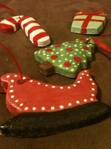 DIY Christmas Ornaments « CBS Tampa