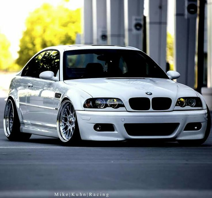 BMW E46 M3 white                                                                                                                                                                                 More