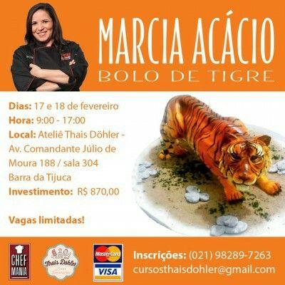 Informacoes: www.chefmania.com.br