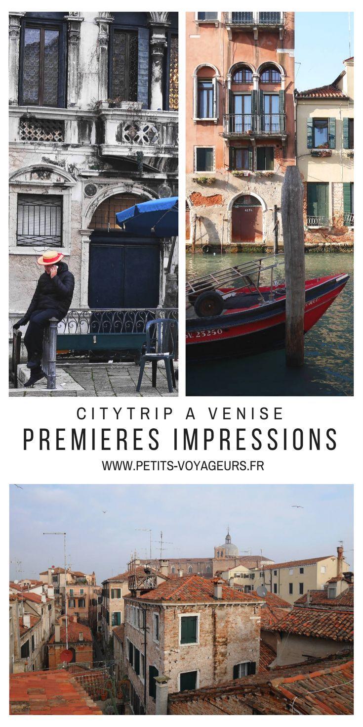 Premières impressions de mon voyage à Venise... Un citytrip en plein hiver dans l'une des plus belles villes d'Italie. Avec des rebondissements et quelques désillusions aussi. Mais tout cela fait partie du voyage !