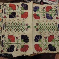 Osmanlı Bitki Motifli Çevre
