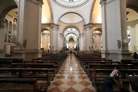 Treviso - interno del Duomo