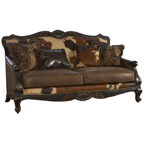 Land Lord Sofa | Western Living Room | Western Sofas | Western Furniture