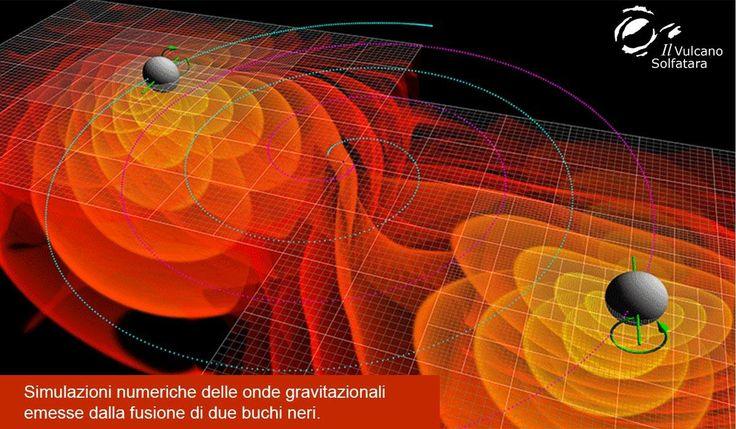La sensazionale scoperta delle onde gravitazionali ottenuta grazie alla cooperazione scientifica internazionale e grazie all'importante contributo dei ricercatori italiani. http://goo.gl/buLm4X  #scienza #buchineri #ricercascientifica #galassia #spazio #universo #science #ondegravitazionali #ligo #virgo #sistemasolare #scopertescientifiche #ricerca #lascienzadelmartedi #solfatara #vulcanosolfatara
