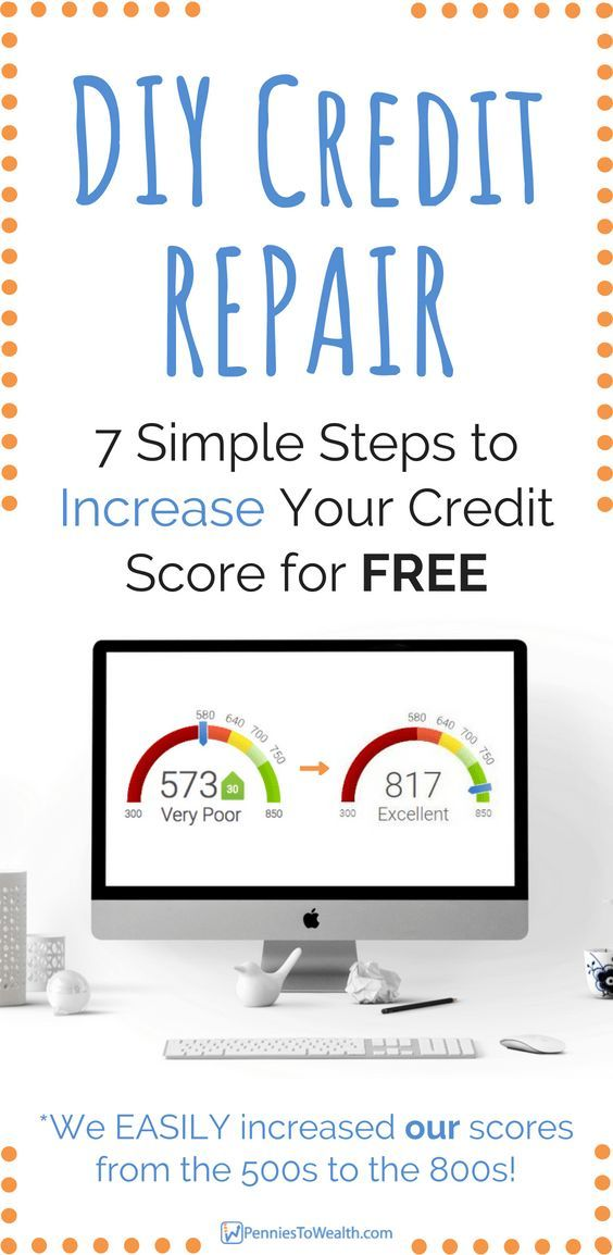 FREE Credit Repair: The Ultimate Guide For Fixing Bad Credit On Your Own