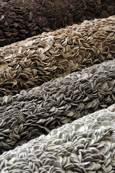 TEXTURE Textured rugs provide dimension, structure, warmth atmosphere and comfort underfoot – everything you could want from a rug.
