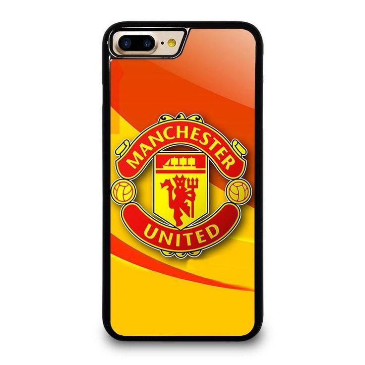 MANCHESTER UNITED iPhone 4/4S 5/5S 5C 6/6S 6/6S 7/7S Plus SE Case Cover