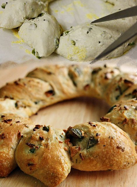olive bread ...Judith said, it appears this is a safe site. and the bread is…
