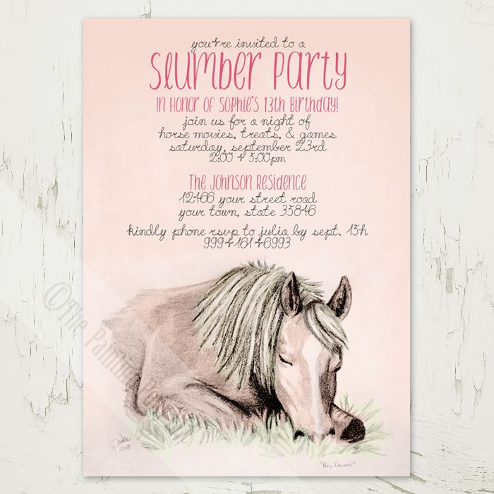90 Best Equestrian Parties Images On Pinterest