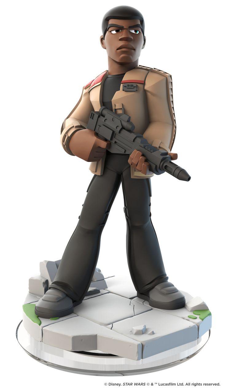 ArtStation - Finn - Disney Infinity 3.0 - Toy Sculpt, Ian Jacobs