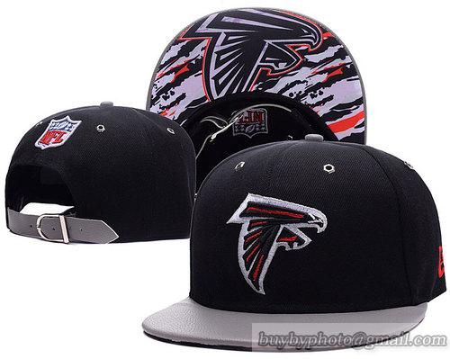 2016 Draft NFL Atlanta Falcons Strapback Hats Metal 6 Hole|only US$8.90 - follow me to pick up couopons.