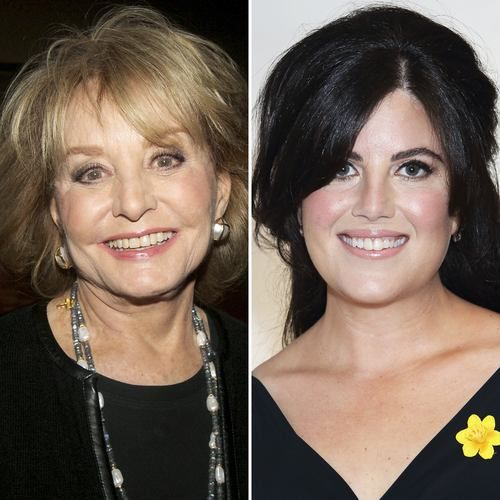 REPORT: Barbara Walters Wants Monica Lewinsky to Replace Rosie O'Donnell on 'The View'