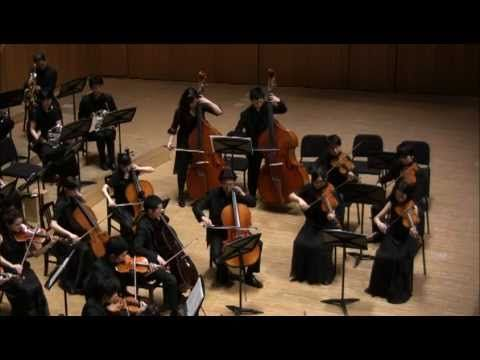 Brahm's Variations on a Theme of Haydn (Final Movement)