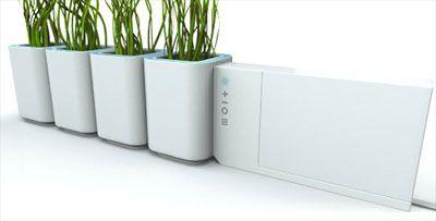 The Herbi Smart Hydroponic Garden