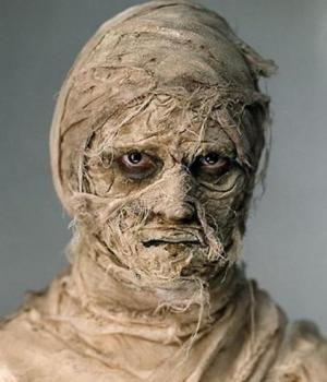 Comment faire un déguisement de momie