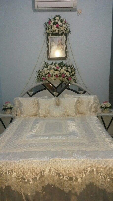 Simple weddings room