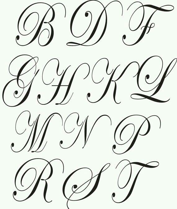 Best 25 Monogram Tattoo Ideas On Pinterest Roman
