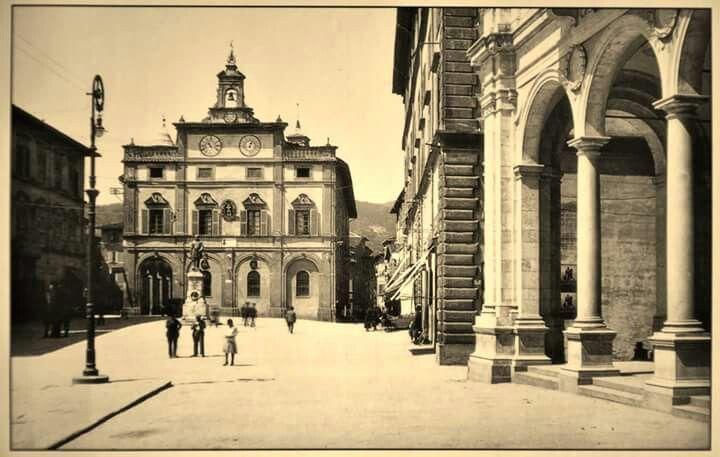 Piazza Matteotti.