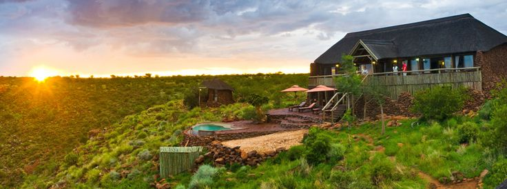 Grotberg Lodge, Namibia
