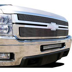 "20"" LED light bar #bumper"