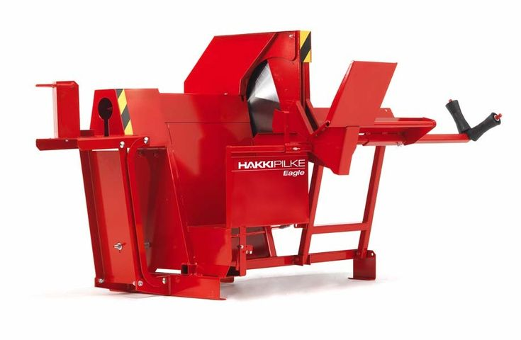 Hakki Pilke Eagle Electric firewood processor with screw splitter - See more at: www.mlarge.com