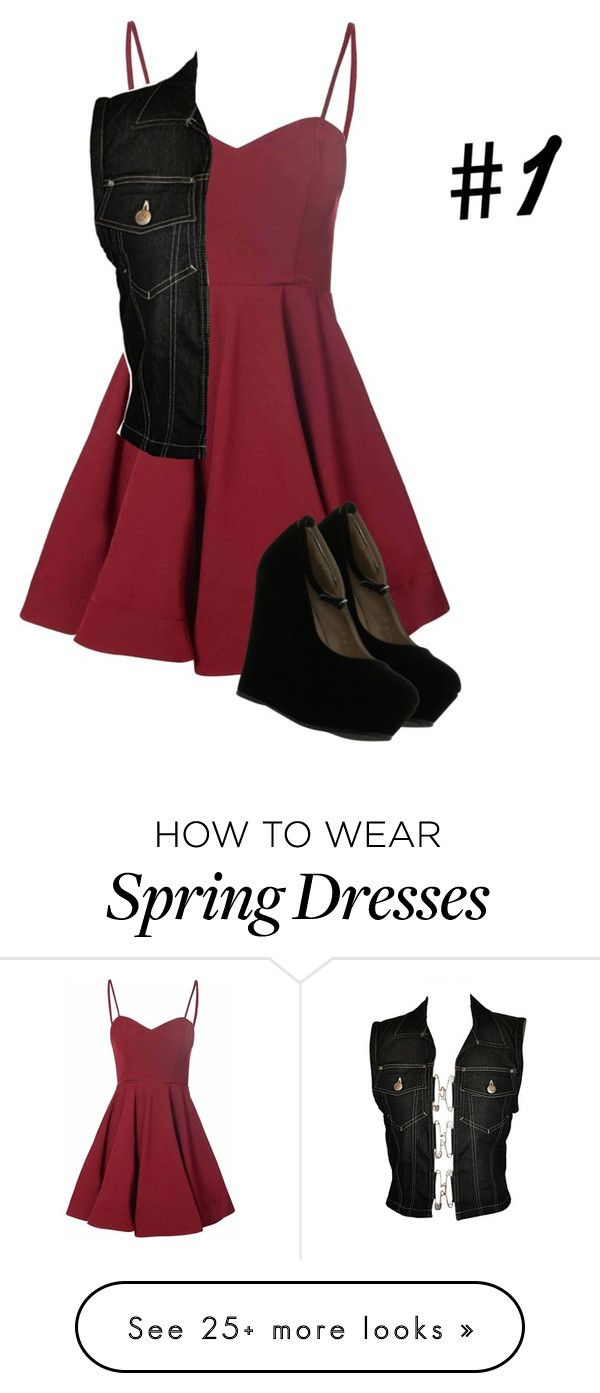 """how to dress this spring"" by ajawsomeness on Polyvore featuring Glamorous and Delicious"
