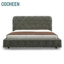 Tufted  Bed&Headboard direct from Dongguan Cocheen Furniture Co., Ltd. in China (Mainland)